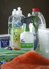 Green cleaning agents